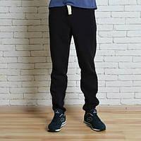 Теплые спортивные штаны мужские  Red and Dog Pou Black