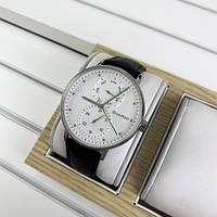 Мужские часы Guardo 012522-2 Black-Silver-White