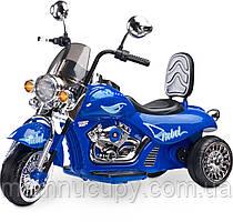 Електромотоцикл Caretero (Toyz) Rebel Blue