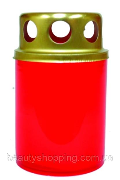 Свеча вкладыш для лампад 15 часов сгорания 28штук Bispol Memoria Польша