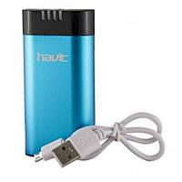 Зарядний пристрій Havit Power Bank HV-PB830 4400mAh blue