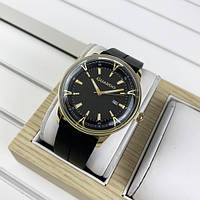 Мужские часы Guardo 012651-4 Black-Gold, фото 1
