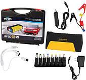Пусковий - зарядний пристрій (ПЗУ) Jumpstarter T15 (50800 маг) з ліхтариком і мигалкою