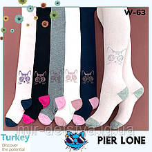 Гарні колготки для дівчаток оптом, Туреччина ТМ PIER LONE р. 1-2 роки (86-92 см)
