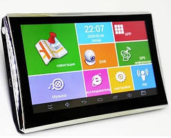 """GPS Навигатор  7"""" Android A7002S+DVR"""