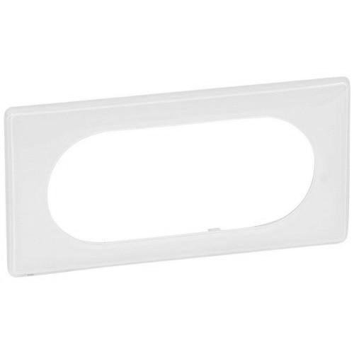 Рамка 4/5 модулів Legrand Celiane - Білий глянець