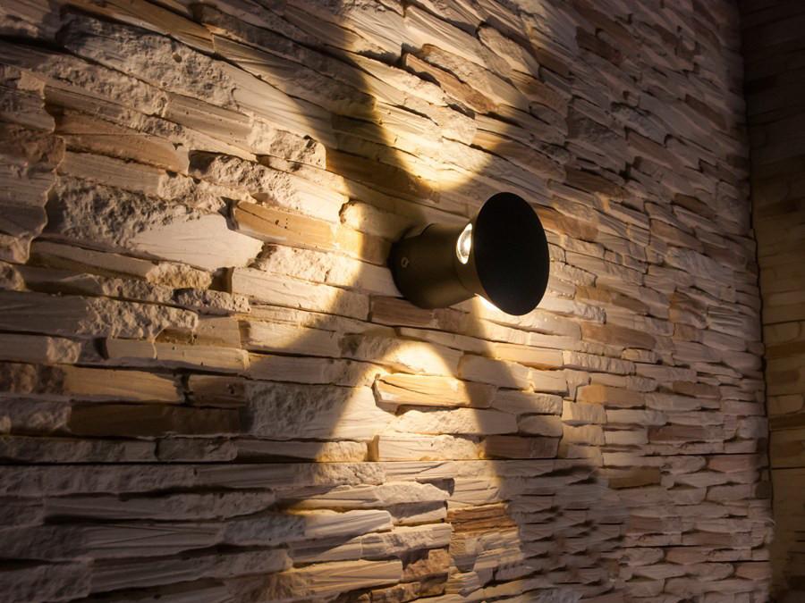 Фасадний світильник Diasha DFB-2214GR NW