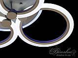 Светодиодная люстра Diasha A8022/4GR LED 3color dimmer, фото 9