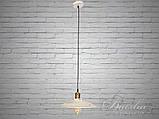 Люстра в стиле лофт на один плафон Diasha 6856-300-WH-G, фото 2