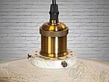 Люстра в стиле лофт на один плафон Diasha 6856-300-WH-G, фото 4