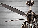 Люстри вентилятори з пультом Diasha VM248801/48, фото 4