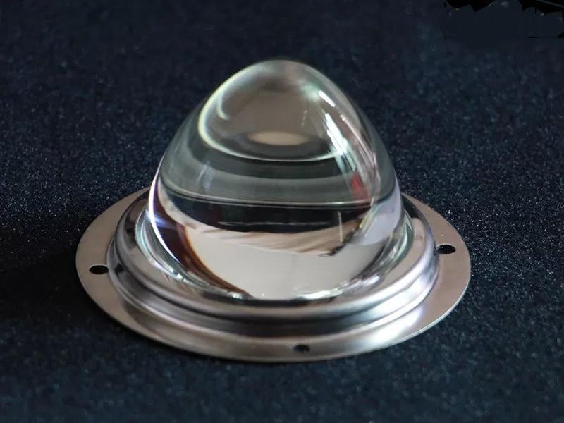 Линза для мощных светодиодов LED Lens 20-100W 30° 67mm