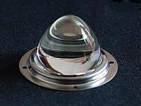 Линза для мощных светодиодов LED Lens 20-100W 30° 67mm, фото 1