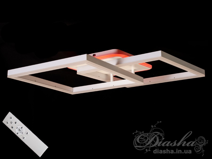 Люстры светодиодные Diasha A3005/22WH LED 3color dimmer