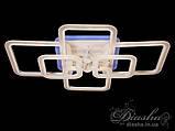 Люстри світлодіодні Diasha MX2503/2+2+2WH LED 3color dimmer, фото 2