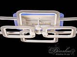 Люстри світлодіодні Diasha MX2503/2+2+2WH LED 3color dimmer, фото 8