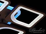 Люстри світлодіодні Diasha S8060/4CF LED 3color dimmer, фото 3