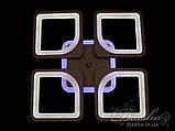 Люстри світлодіодні Diasha S8060/4CF LED 3color dimmer, фото 5