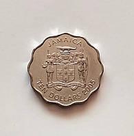 10 долларов Ямайка 2005 г., фото 1