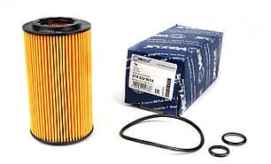 Масляний фільтр Mersedes Vito 639 2.2 CDI (двигун OM651) 2010 - т колодок гальмівних передніх (Німеччина) 0143220014