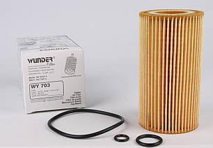 Масляний фільтр Mersedes Vito 639 2.2 CDI (двигун OM646) 2003 - WUNDER (Туреччина) WY-703