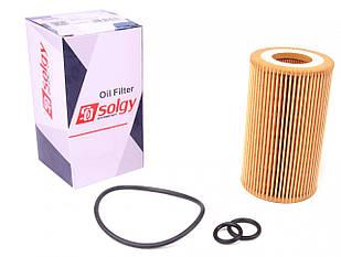 Масляний фільтр Mersedes Vito 639 2.2 CDI (двигун OM651) 2010 - SOLGY (Іспанія) 101007