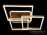 LED люстри Diasha 3916/3CF LED dimmer, фото 3