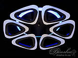 Cветодиодная люстра Diasha A8118/6BK LED 3color dimmer, фото 3