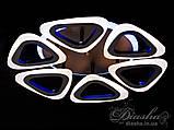 Cветодиодная люстра Diasha A8118/6BK LED 3color dimmer, фото 5