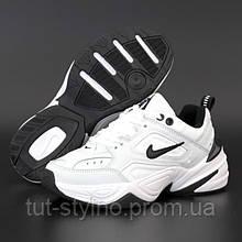 Мужские кроссовки в стиле Nike M2K Tekno, черно-белый, Вьетнам