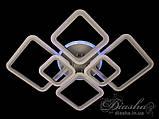 Люстры светодиодные Diasha A8160/6GR LED 3color dimmer, фото 4