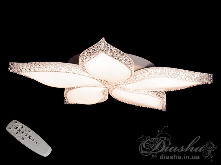 Cветодиодная люстра Diasha MX2346/5WH dimmer