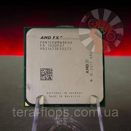 Процессор AMD FX-8120 Socket AM3+ (FD8120WMW8KGU) Б/У, фото 2