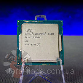 Процессор Intel Celeron G1840 LGA 1150 (BX80646G1840) Б/У
