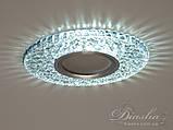 Точечные светильники с подсветкой Diasha 2302WH+PK, фото 3