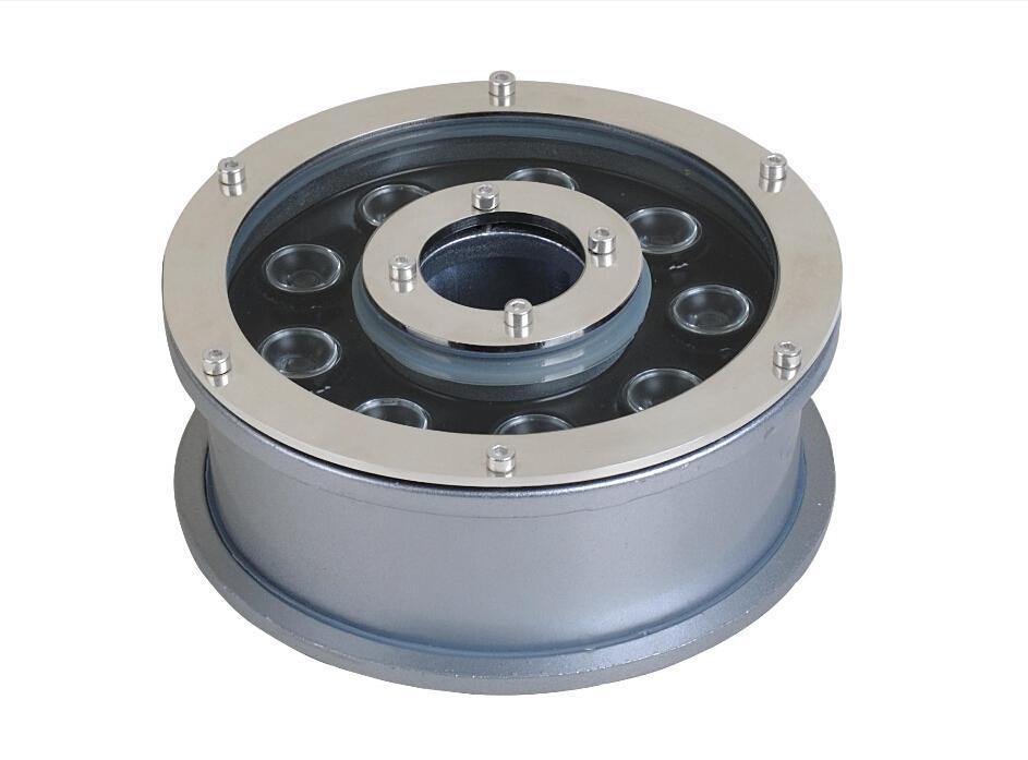 ЛІД підводний для фонтану Ecolend 9W RGB IP68