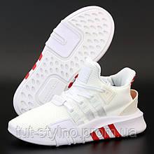 Женские кроссовки в стиле Adidas EQT BASK ADV, белый, красный, Вьетнам