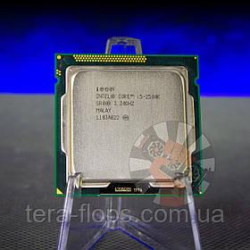 Процессор Intel Core i5 2500K LGA 1155 (BX80623I52500K) Б/У
