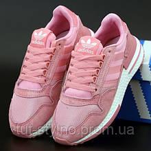 Женские кроссовки в стиле Adidas ZX500 RM, розовый, Вьетнам
