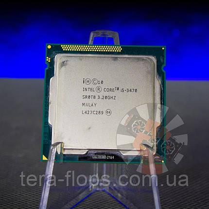 Процессор Intel Core i5 3470 LGA 1155 (BX80637I53470) Б/У, фото 2