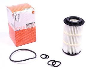 Масляний фільтр (115х64х31мм) Mersedes Vito 639 3.2 / 3.5 / 3.7 (бензин) 2006 - KNECHT (Німеччина) OX 345/7D