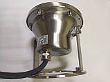 Подводныйсветильник 9W синій IP68 світлодіодний Ecolend, фото 6