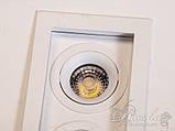 Точечный светильник Diasha 136H-3-WH, фото 6