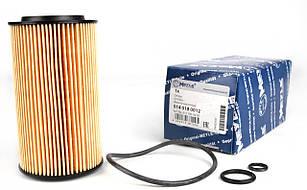 Масляний фільтр (115х64х31мм) Mersedes Vito 639 3.2 / 3.5 / 3.7 (бензин) 2006 - т колодок гальмівних передніх (Німеччина) 0140180012
