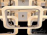 LED люстри Diasha A8060/4+1HR LED 3color dimmer, фото 7