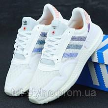 Женские кроссовки в стиле Adidas ZX500 RM Commonwealth, белый, Вьетнам