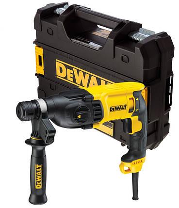 Перфоратор DeWalt D25133K , фото 2