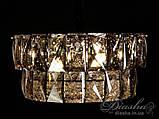 Люстры светильники хрустальные под классику Diasha  8070-500HR, фото 3