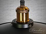Люстра в стиле лофт на один плафон Diasha 6856-260BK, фото 5