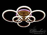 Люстри світлодіодні Diasha A8022/6CF LED 3color dimmer, фото 4